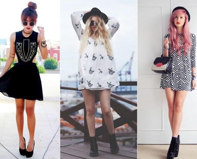 estilo-gotico-suave-vestido