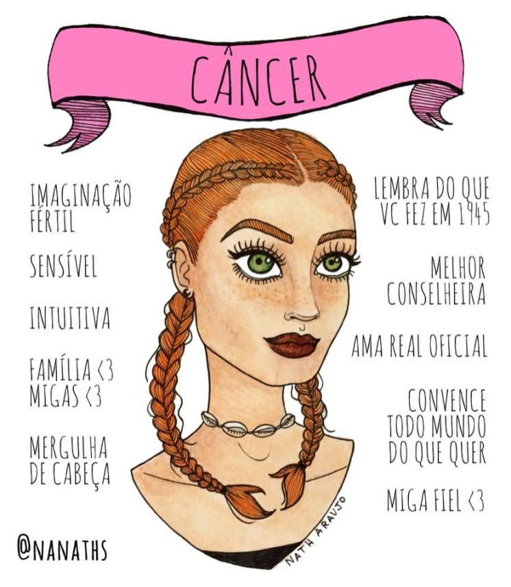 ilustração-signo-câncer