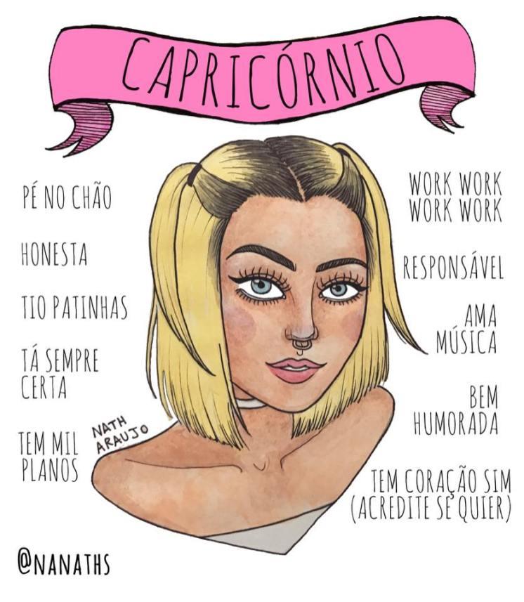 ilustração-signo-capricórnio