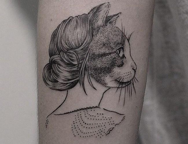 Inspiracao Tatuagens Desenhos De Mulheres Dose De Ilusao