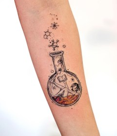 Foto: Via/Pharmacist Tattoo
