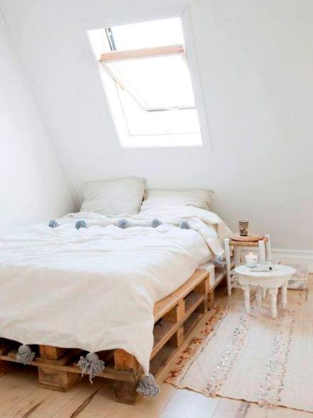 cama de palete