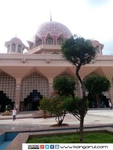 Lanskap Masjid Putra