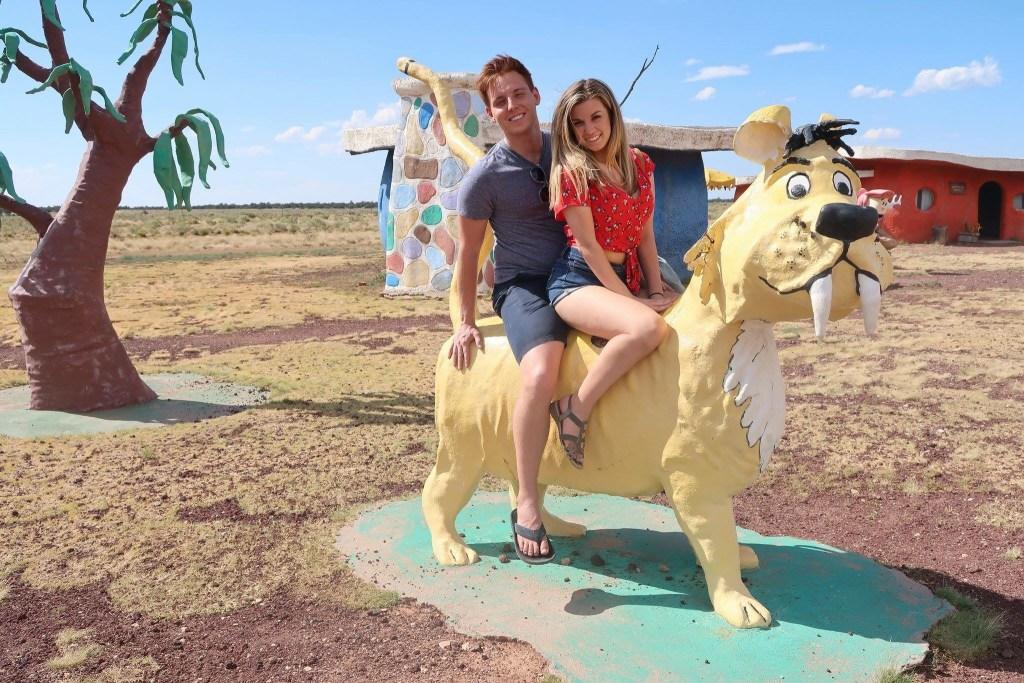 Bedrock, Arizona : We Met The Flintstones In Real Life