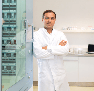 Dosepharma dans Notre Temps: le pilulier du XXIe siècle