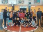 Dostluk Spor Spor Okulu Öğrencileri ile 29 Ekim CUMHURİYET Bayramını Kutladı.