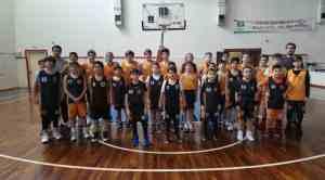Bakırköy Basketbol Okulu Çalışmalarına Başladı