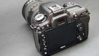 Photo of Tudi Nikon v »brezzrcalno vojno«