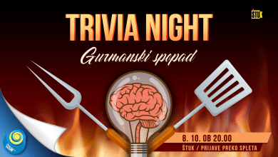 Photo of Trivia night – Gurmanski spopad