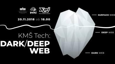 Photo of KMŠ Tech: Dark/Deep web