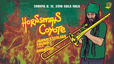 Photo of Dub club: Hornsman Coyote (Srbija)