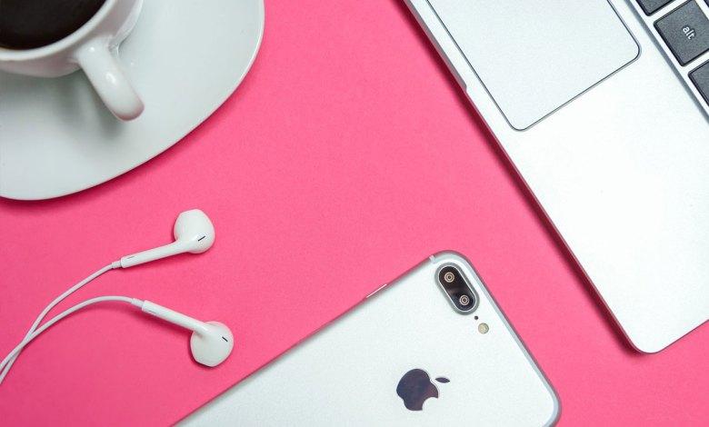 Apple na pink