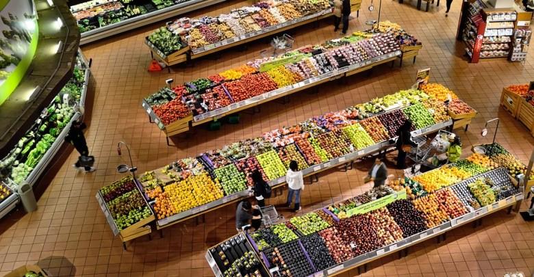 Police z živili