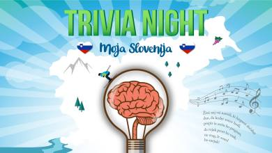 Photo of Napovedujemo: Trivia night – »Moja Slovenija«