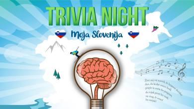 Photo of Napovedujemo: Trivia night – »Moja Slovenija«