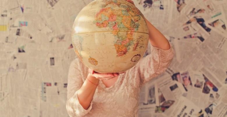 Globus v roki