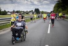 Wings for Life World Run in Ljubljana 2017