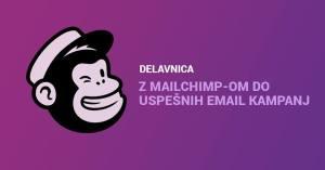 MailChimp delavnica