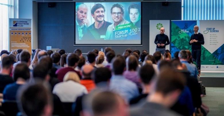 Forum 100 % Startup PLUS+ 2019 - predstavitev