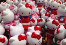 Photo of Hello Kitty prihaja v Hollywood