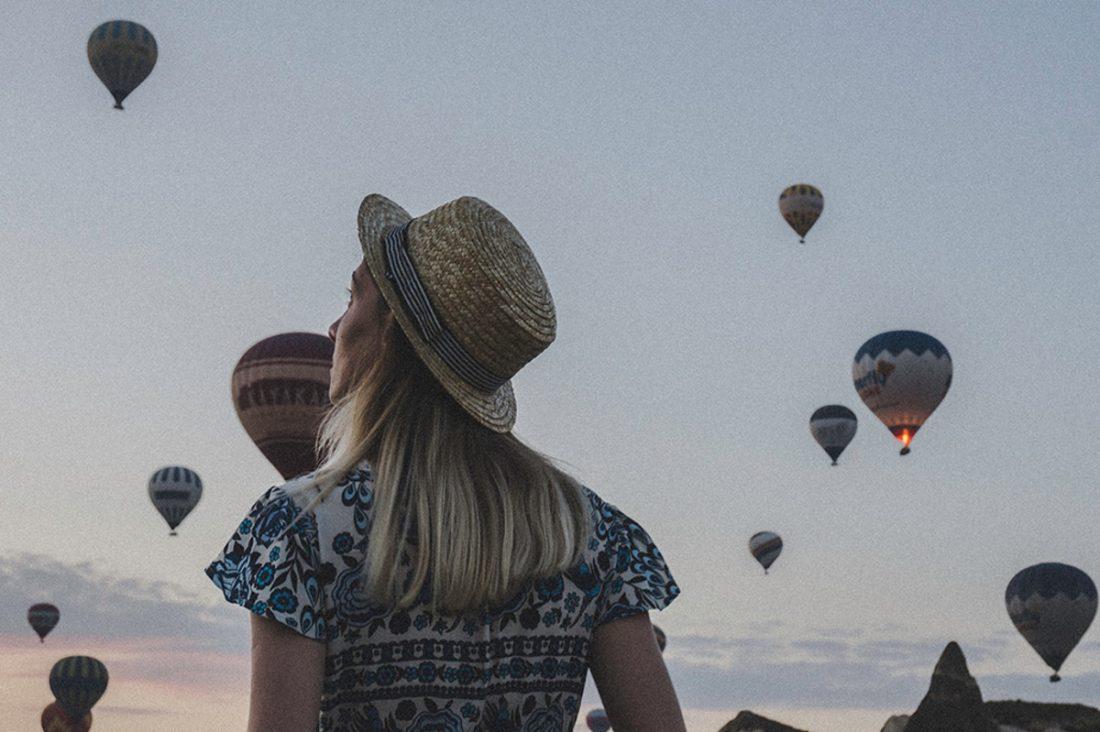 Baloni v Turčiji