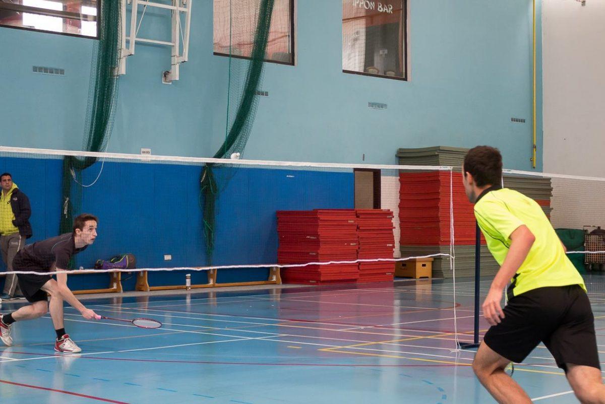 Državna univerzitetna prvenstva v športih z loparji 2018-19: Badminton - moški