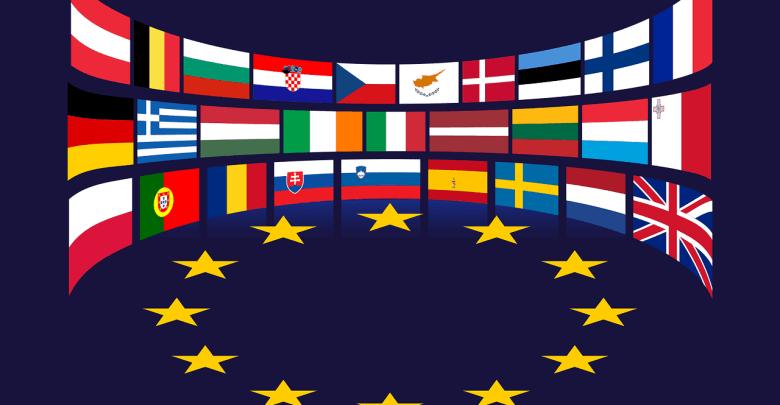 Evropska Unija zastave