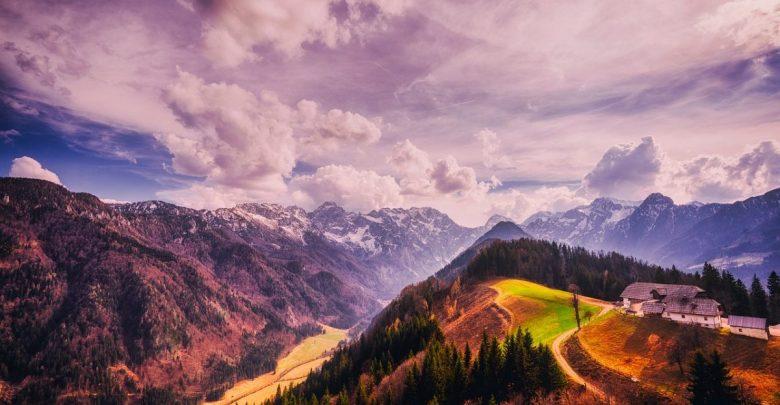 Naravne lepote Slovenije