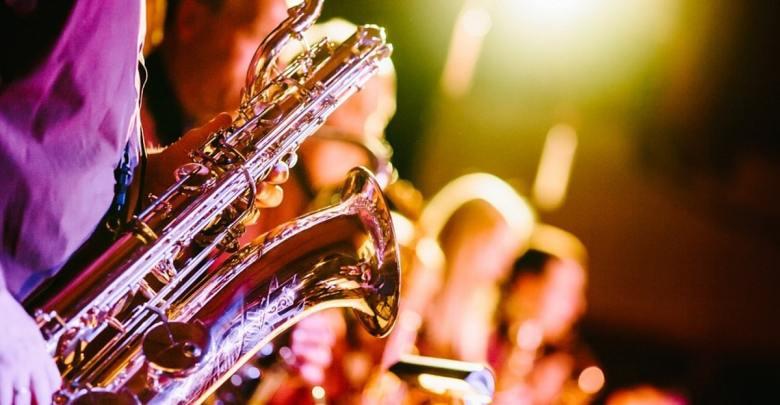 Skupina saksofonov