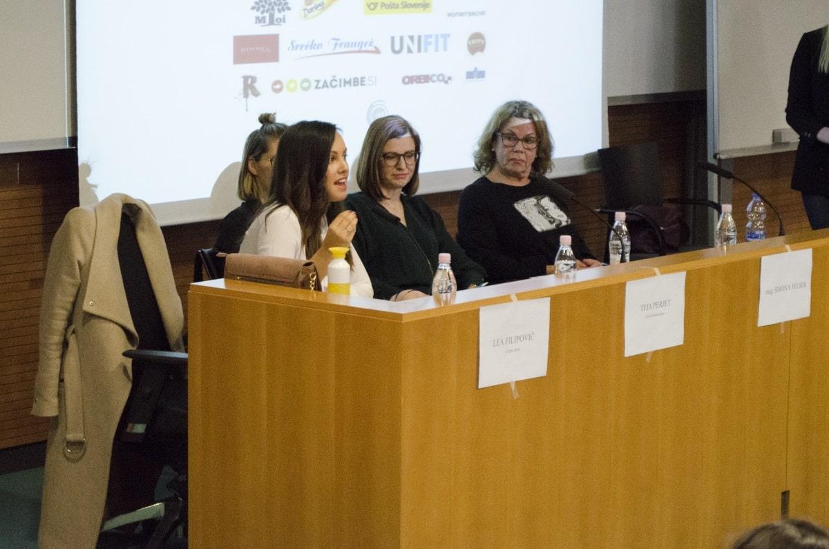 Uspešne ženske 2019 - okrogla miza