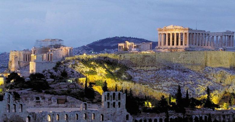 Atene akropola - filmski festival Balkan Beyond Borders