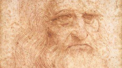 Photo of Da Vinci je ustvarjal z obema rokama