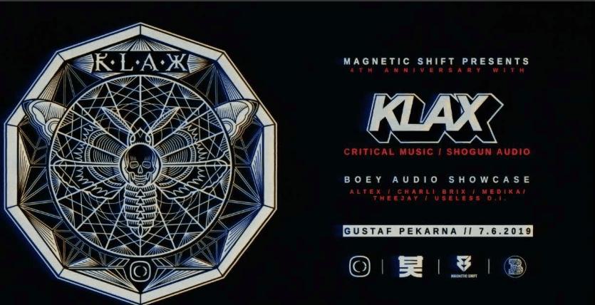 Magnetic Shift - Klax