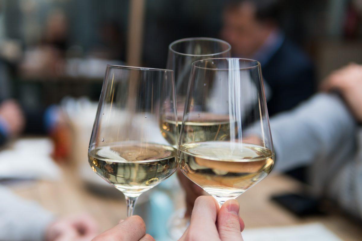 Kozarec vina na dan ti ne bo škodil.