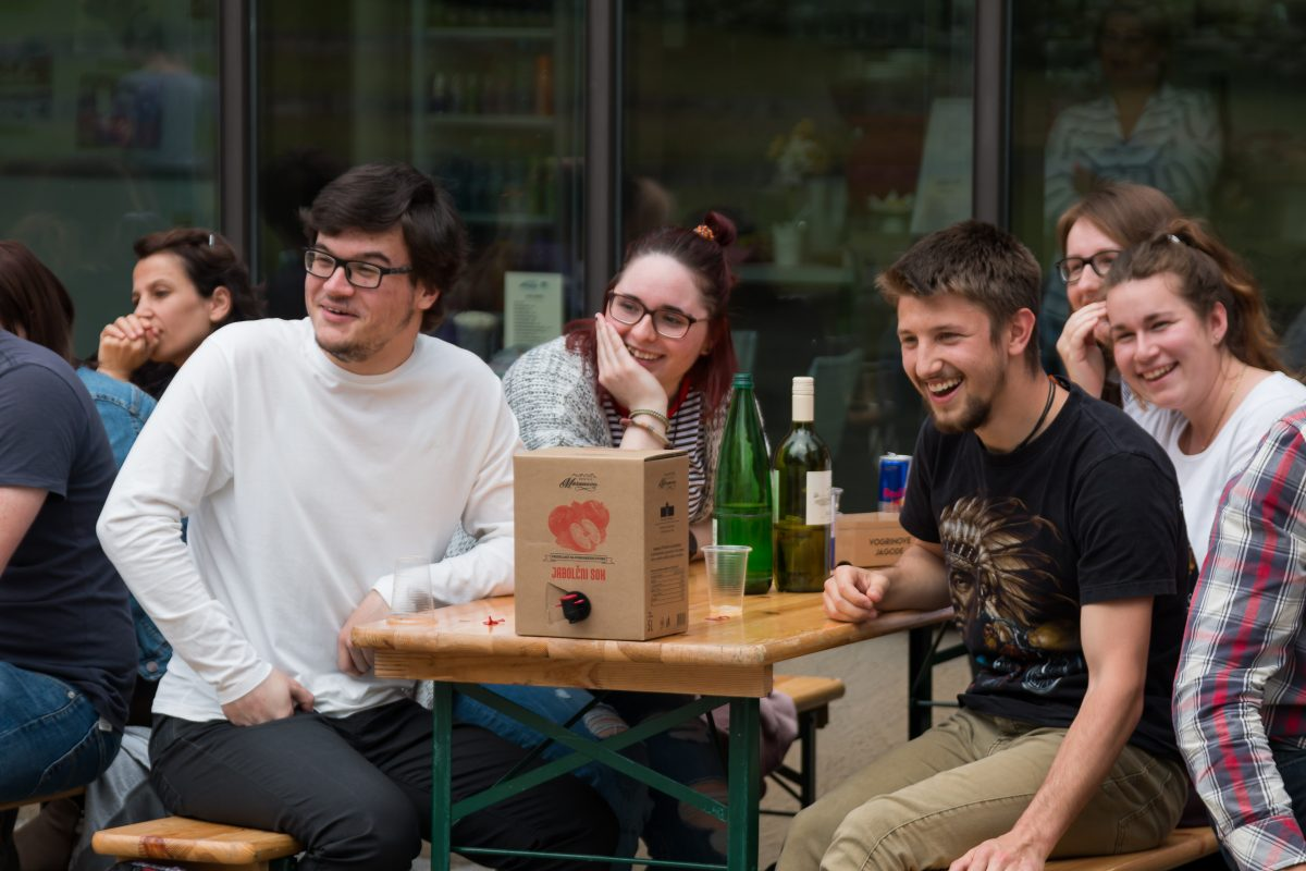 Tikva 2019, Tikva, tikve, študenti, profesorji, FKBV