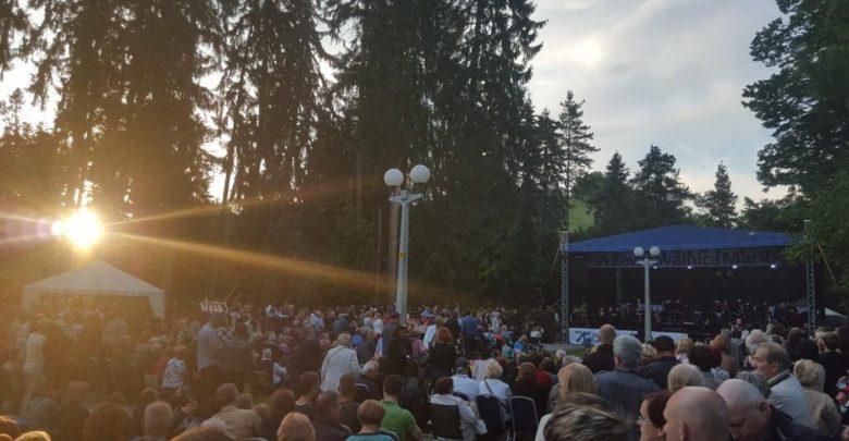 Operna noč, Operna noč v Mestnem parku, opera, SNG Maribor, park,