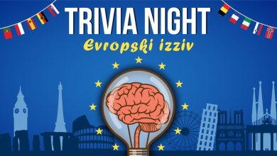 "Photo of Napovedujemo: Trivia night – ""Evropski izziv"""
