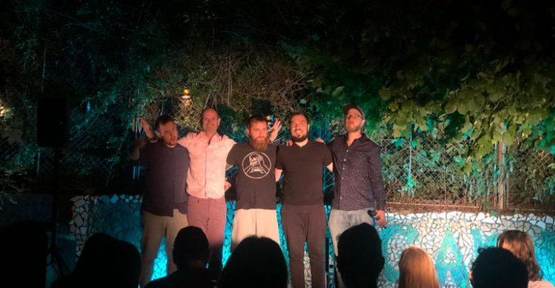 Gašper Bergant, Blendor Sefaj, David Gorinšek, Rene Volker, Matic Kokošar, Urban Garden, Maribor