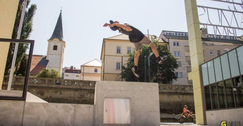 Parkour, adrenalin, Ravnotežje