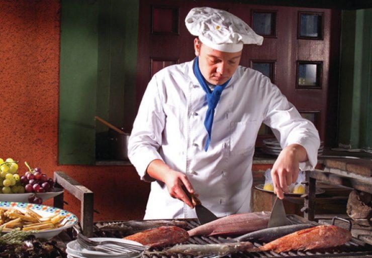 SelectBox, morskih specialitet, Restavracija, Okrepčevalnica, krpan