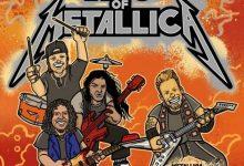 Photo of Metallica bo izdala otroško knjigo o zgodovini skupine