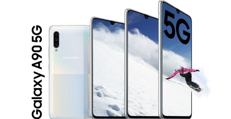 Galaxy A90 5G, Samsung, novo, poredstavitev, GSM, 5G, Uživajte