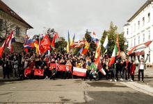 Photo of Erasmus dan živahno proslavili s parado, talenti in koncerti