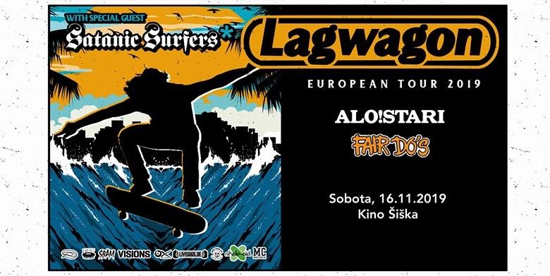 Lagwagon, Satanic Surfers