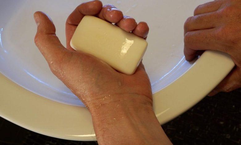 umivanje rok,