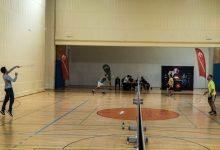 Badmintonska zveza Slovenije, Zdrava zabava, badminton, košarka, odbojka, futsal, rekreacija, šport, Univerzitetna športna zveza Maribor, Vrbanska, Domen Lonzarič