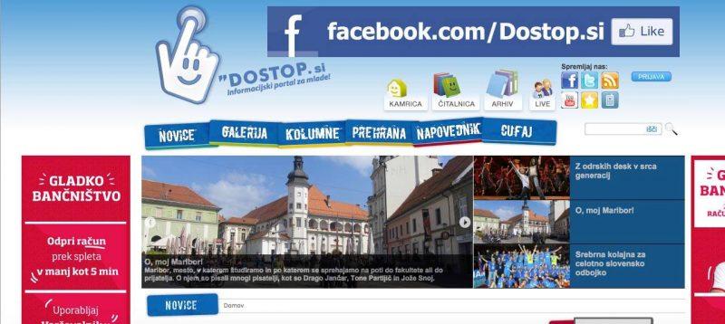 portal Dostop.si, Silvo Plešnik, Štuk, Tomislav Petrović, Mattias, Rufi, Toni Božanski, Dostop.si