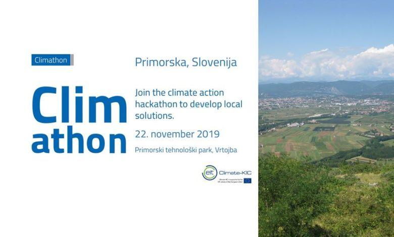 Climathon Primorska