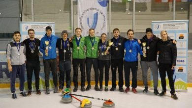 Photo of Državni univerzitetni prvaki v curlingu so Team Erazmus!