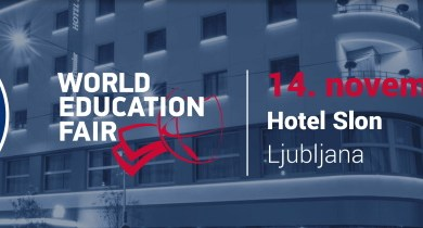 Photo of World Education Fair – Ljubljana